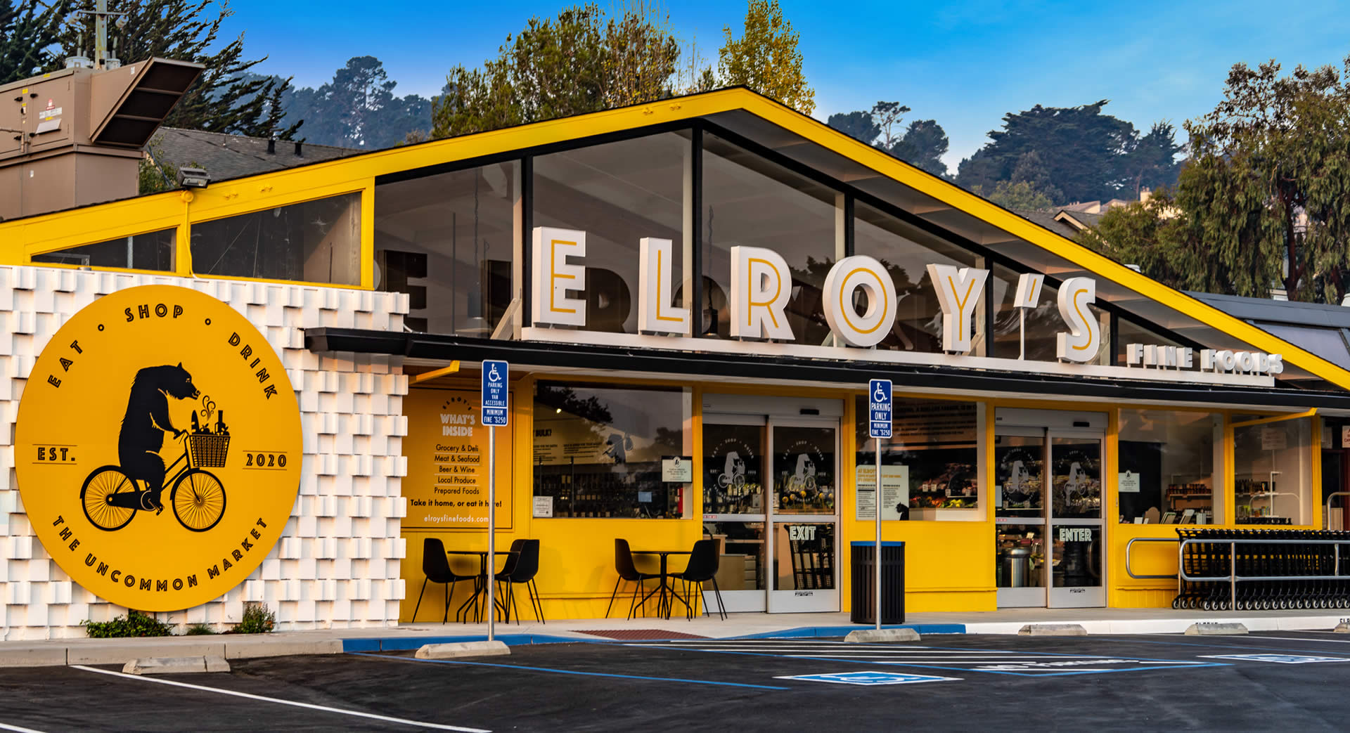 Welcome to Elroy's!